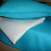 Для дома и интерьера handmade. Livemaster - original item Linen bedding