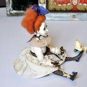 Куклы и игрушки ручной работы. Ярмарка Мастеров - ручная работа Мелани. Подвижная кукла.. Handmade.