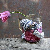 Сувениры и подарки handmade. Livemaster - original item Sweater mugs to hooded. Handmade.
