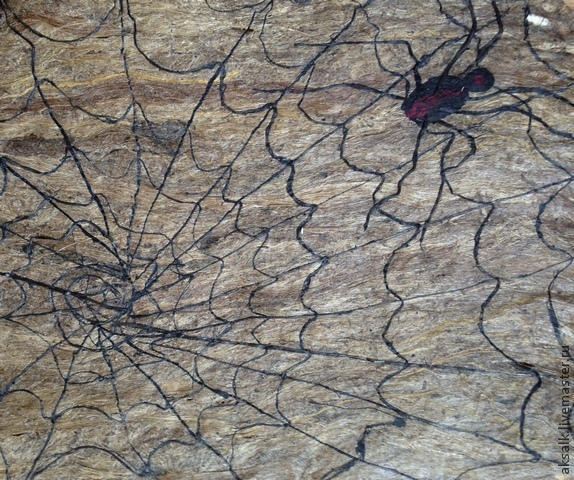 'Paper spider' Picture, Pictures, Moscow,  Фото №1