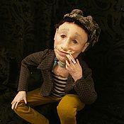 """Куклы и игрушки ручной работы. Ярмарка Мастеров - ручная работа Кукла """"ВОВАН"""". Handmade."""