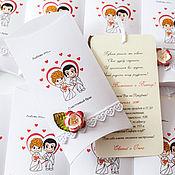 Свадебный салон ручной работы. Ярмарка Мастеров - ручная работа Love is.... Handmade.