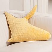 """Для дома и интерьера ручной работы. Ярмарка Мастеров - ручная работа подушка-тень """"Бола"""". Handmade."""