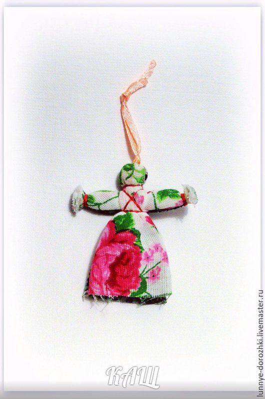 """Народные куклы ручной работы. Ярмарка Мастеров - ручная работа. Купить Куколка от сглаза """"День и Ночь"""" - славянские мотивы. Handmade."""