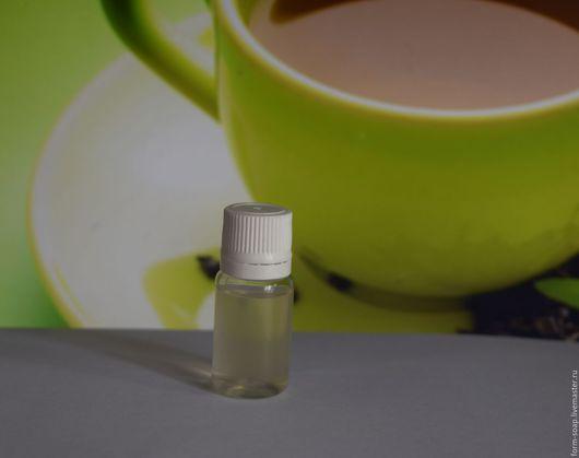 Материалы для косметики ручной работы. Ярмарка Мастеров - ручная работа. Купить Зелёный чай.Отдушка косметическая. Handmade. Белый
