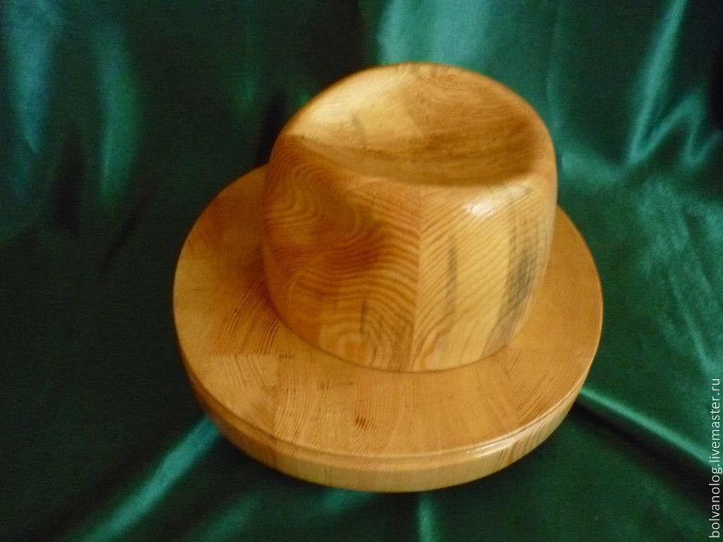 Как сделать болванку для шляп / Валяние