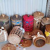 Посуда handmade. Livemaster - original item Coffee and tea jars. Handmade.