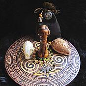 """Фен-шуй и эзотерика ручной работы. Ярмарка Мастеров - ручная работа Алтарь """" Благославение Норн """". Handmade."""