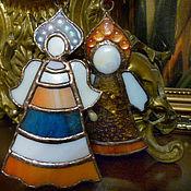 Куклы и игрушки ручной работы. Ярмарка Мастеров - ручная работа Русская барышня. Handmade.
