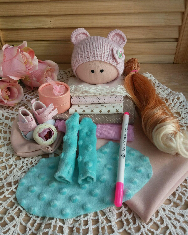Как сшить аксессуары для куклы 17
