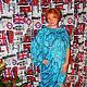 Платья ручной работы. Платье-туника 2. Аннушка (Anushka198020). Ярмарка Мастеров. Ручная авторская работа, ручная работа