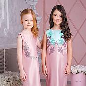 Платья ручной работы. Ярмарка Мастеров - ручная работа Нежно-розовое платье из коллекции Lollipop. Handmade.