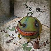 Куклы и игрушки ручной работы. Ярмарка Мастеров - ручная работа Арбуз. Handmade.
