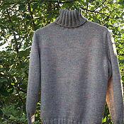 Одежда ручной работы. Ярмарка Мастеров - ручная работа свитер  Тепло и уютно. Handmade.