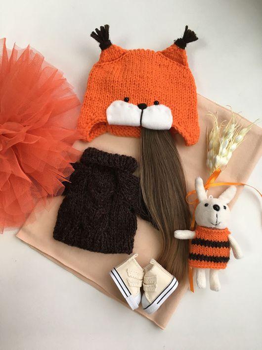 Куклы и игрушки ручной работы. Ярмарка Мастеров - ручная работа. Купить Набор для создания куклы. Handmade. Набор для творчества