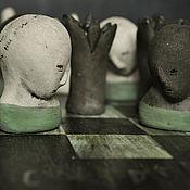 Сувениры и подарки handmade. Livemaster - original item Copy of Copy of Copy of Copy of Copy of Copy of Copy of Chess. Handmade.