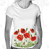 Одежда handmade. Livemaster - original item Mac T-Shirt. Handmade.
