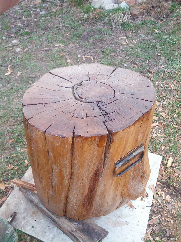 Стул из древесины дуба, Стулья, Покров,  Фото №1