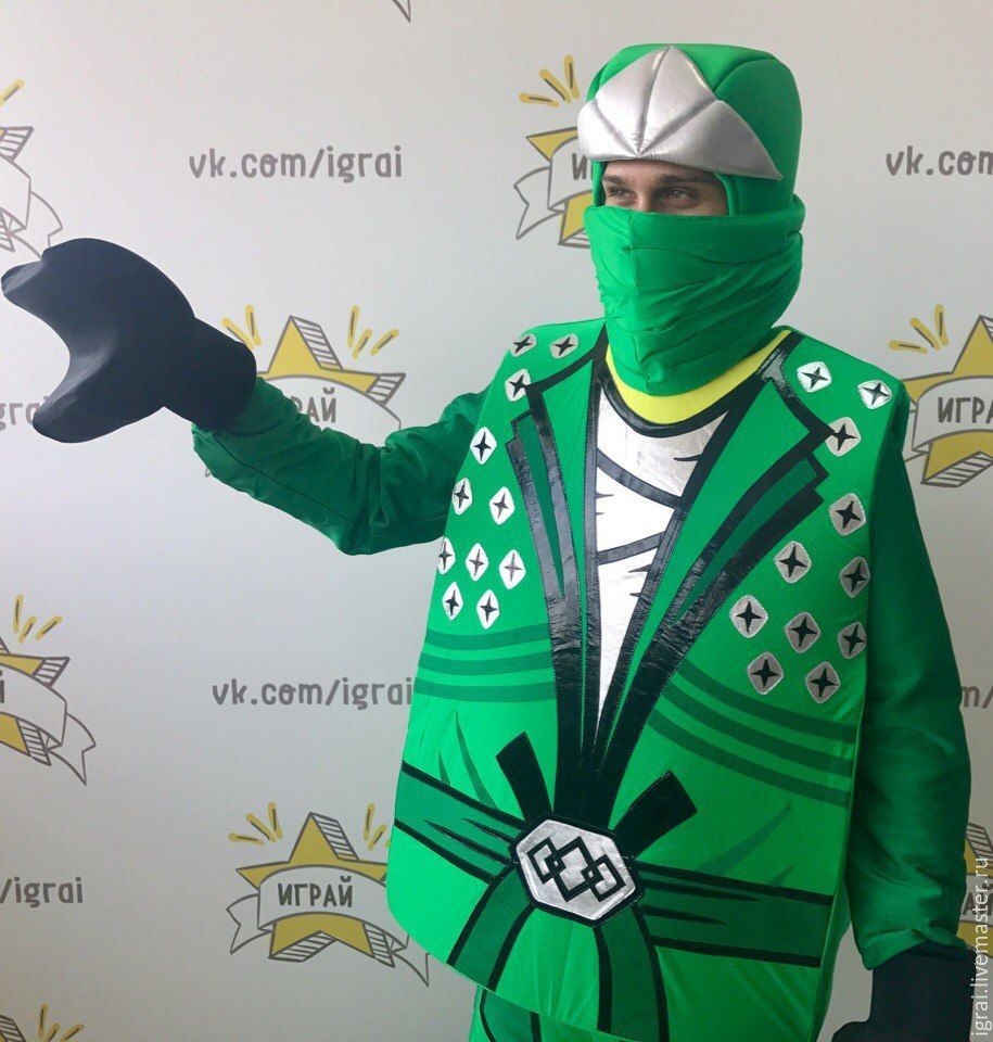 Buy Lego Ninjago Lloyd costume on Livemaster online shop