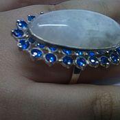 Украшения handmade. Livemaster - original item Ring Of The Moon. Handmade.