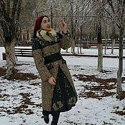 """Одежда ручной работы. Ярмарка Мастеров - ручная работа Пальто""""Евгения"""".. Handmade."""