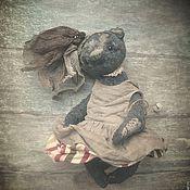 """Куклы и игрушки ручной работы. Ярмарка Мастеров - ручная работа Мишка тедди """"Клювик...)))"""". Handmade."""