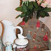 Для дома и интерьера ручной работы. Ярмарка Мастеров - ручная работа Грелка на чайник Винтажная.. Handmade.