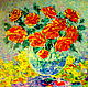 Картины цветов ручной работы. Ярмарка Мастеров - ручная работа. Купить Натюрморт с розами. Handmade. Цветы, натюрморт, картина с цветами