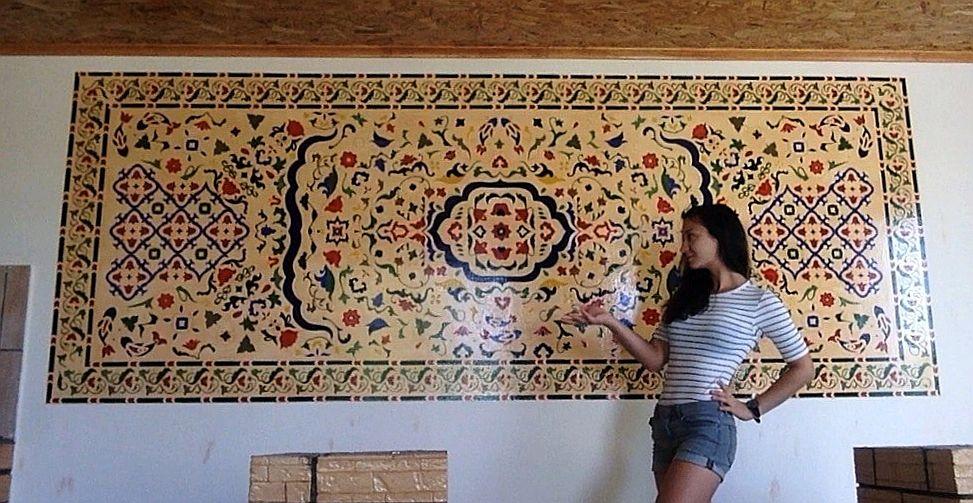 Роспись стен и деталей интерьера, Услуги, Балашиха,  Фото №1
