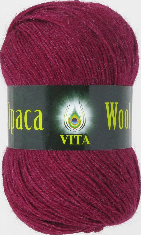 VITA Alpaca Wool, Yarn, Krasnogorsk,  Фото №1