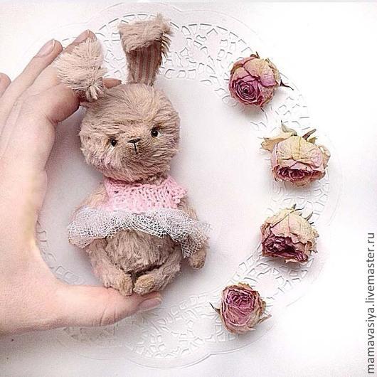 Мишки Тедди ручной работы. Ярмарка Мастеров - ручная работа. Купить Маленькая Нежность. Handmade. Бледно-розовый, мишки тедди