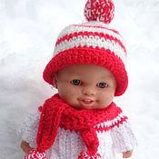 Куклы и игрушки ручной работы. Ярмарка Мастеров - ручная работа Одежда для пупса 21-22 см. Handmade.