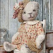 """Куклы и игрушки ручной работы. Ярмарка Мастеров - ручная работа """"Туся"""". Handmade."""
