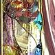 Элементы интерьера ручной работы. Розы-витраж в перегородку. студия Преображение (Jenny555). Интернет-магазин Ярмарка Мастеров. Витраж, витражи