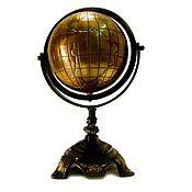 Для дома и интерьера ручной работы. Ярмарка Мастеров - ручная работа Глобус, арт. 3889. Handmade.