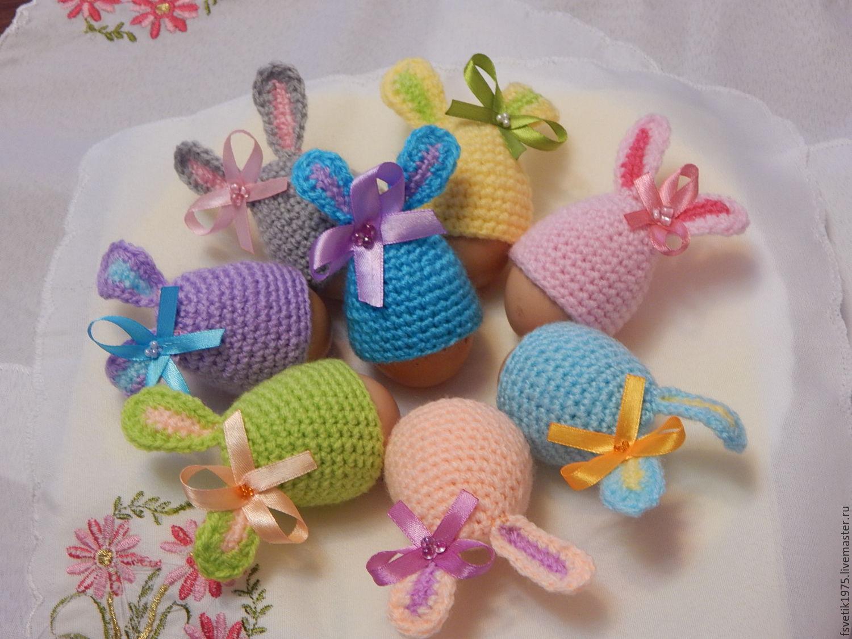 Как сделать шляпки для яиц