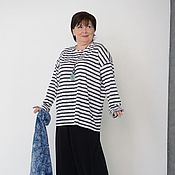 Одежда handmade. Livemaster - original item Tunic vest knit