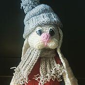 Куклы и игрушки ручной работы. Ярмарка Мастеров - ручная работа Заяц Степан. Handmade.