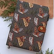 Канцелярские товары handmade. Livemaster - original item Notepad Sowosky. Handmade.