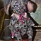 Мишки Тедди ручной работы. Заказать Коза Глафира. Елена Папаш. Ярмарка Мастеров. Новый год 2015, друзья мишек тедди