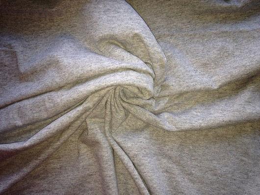 """Шитье ручной работы. Ярмарка Мастеров - ручная работа. Купить Рибана с/л  """"Серый меланж"""". Handmade. Серый, хлопок, ткань"""
