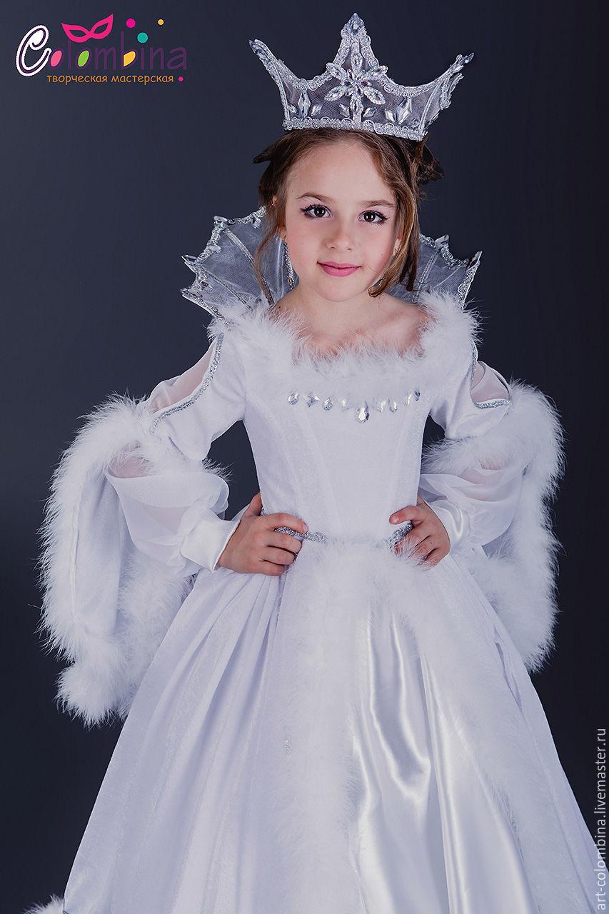 Купить Костюм снежной королевы - белый, снежная королева ... - photo#39