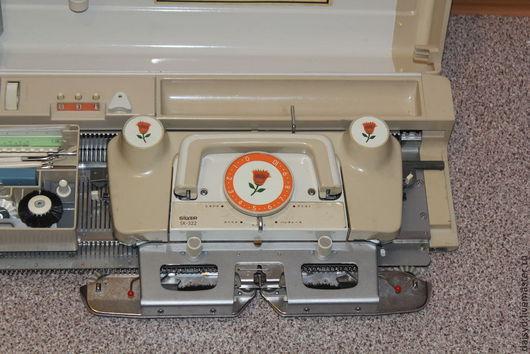 Вязание ручной работы. Ярмарка Мастеров - ручная работа. Купить Вязальная машина 5 класса Silver Reed SК322,новая, Япония. Handmade.