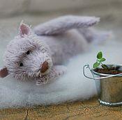 Куклы и игрушки handmade. Livemaster - original item Jerome, teddy bear 14cm. Handmade.