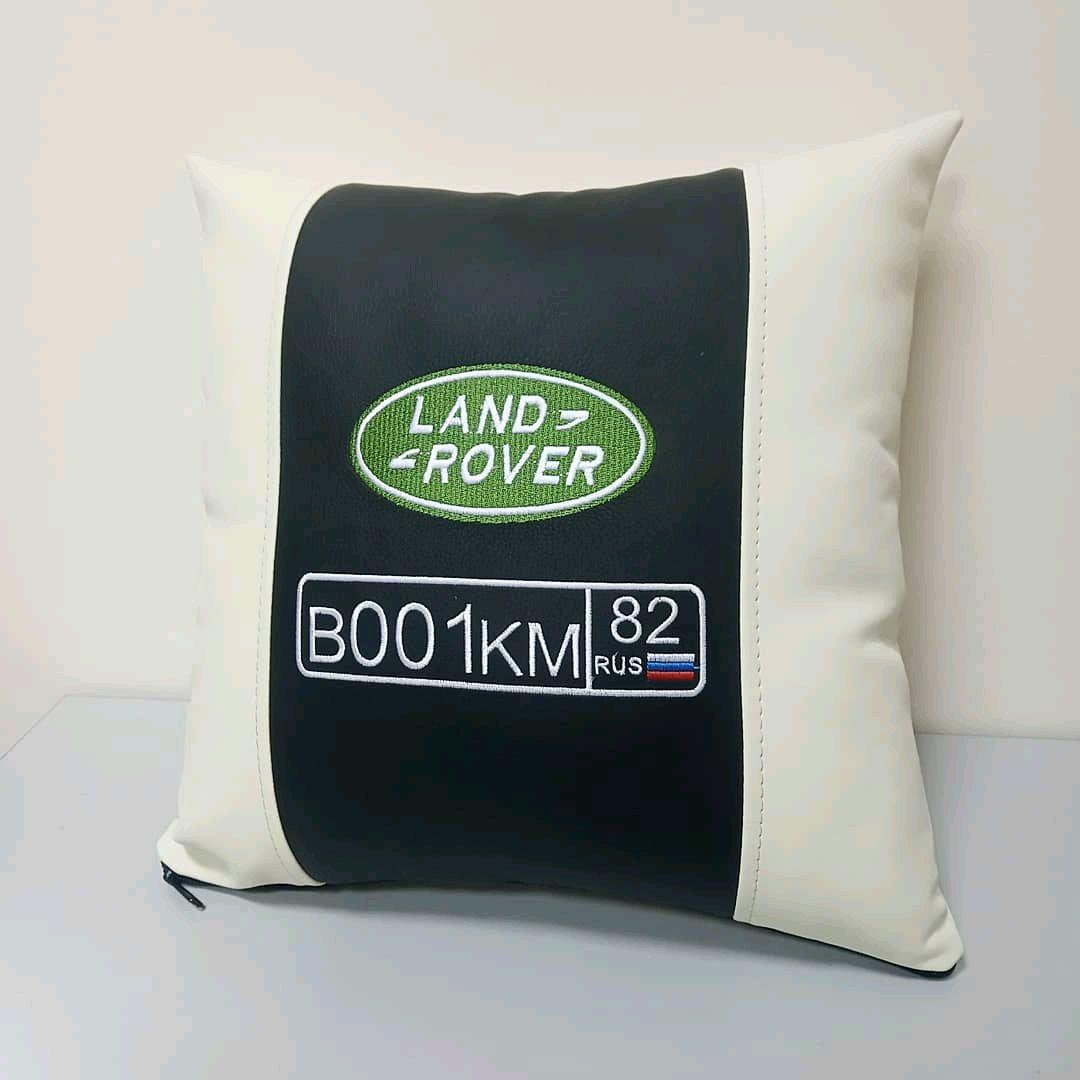 Автомобильная подушка Land Rover, Автомобильные сувениры, Москва,  Фото №1
