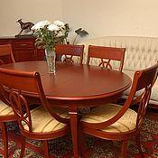 Для дома и интерьера handmade. Livemaster - original item 71. Dining table. Handmade.