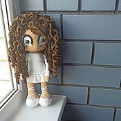 Куклы и игрушки handmade. Livemaster - original item Bolsheviki: Knitted toys-doll. Handmade.