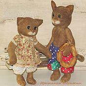 Куклы и игрушки ручной работы. Ярмарка Мастеров - ручная работа Котят в добрые руки. Пристроены. Handmade.