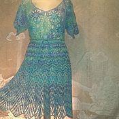 Одежда ручной работы. Ярмарка Мастеров - ручная работа костюм Морское вдохновение. Handmade.
