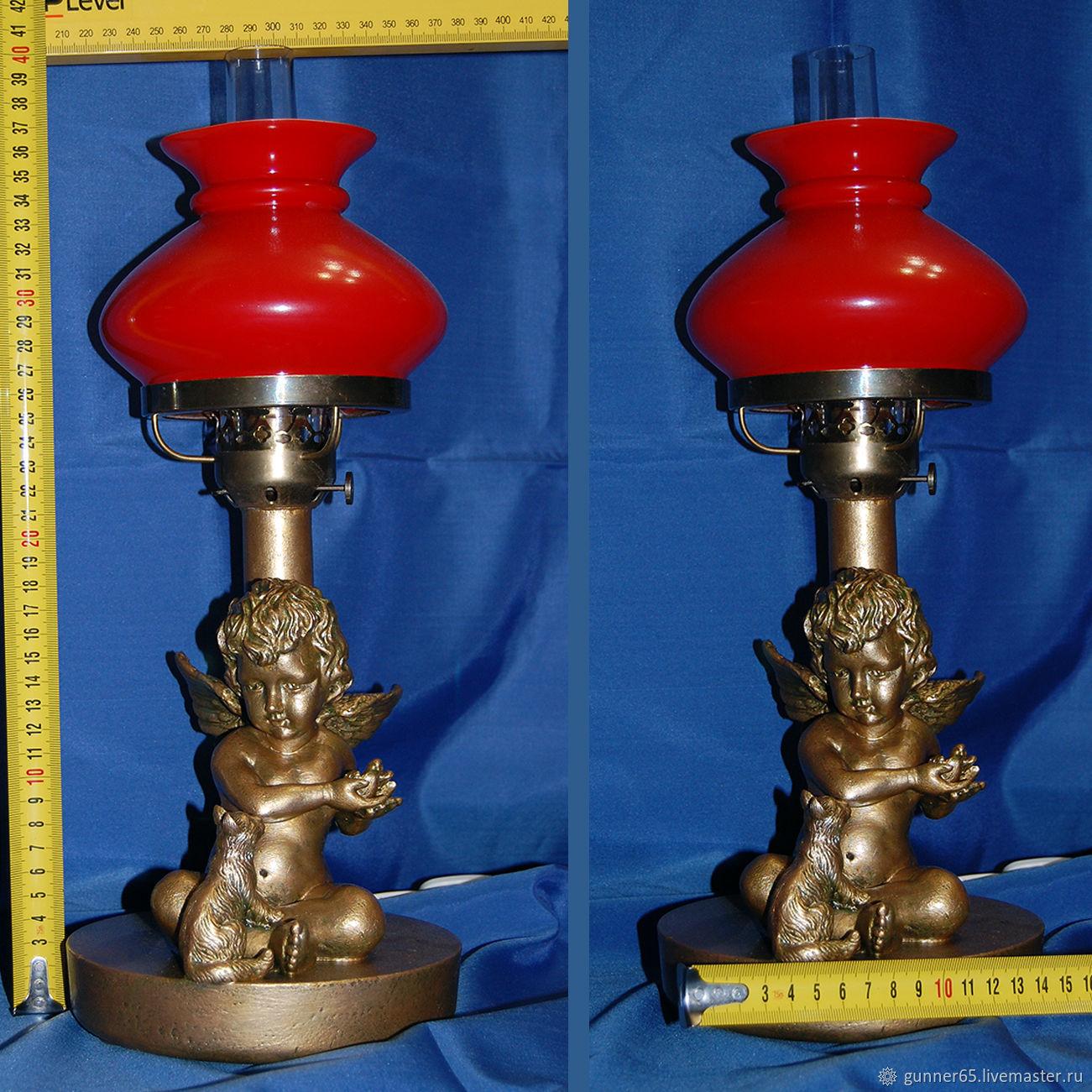 Настольные лампы в подарок мужчине искусственные цветы с бесплтной доставкой